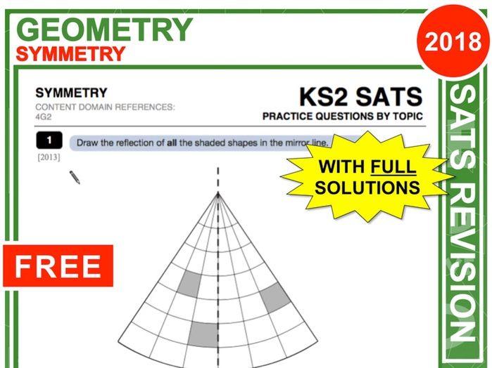 KS2 Maths (Symmetry)