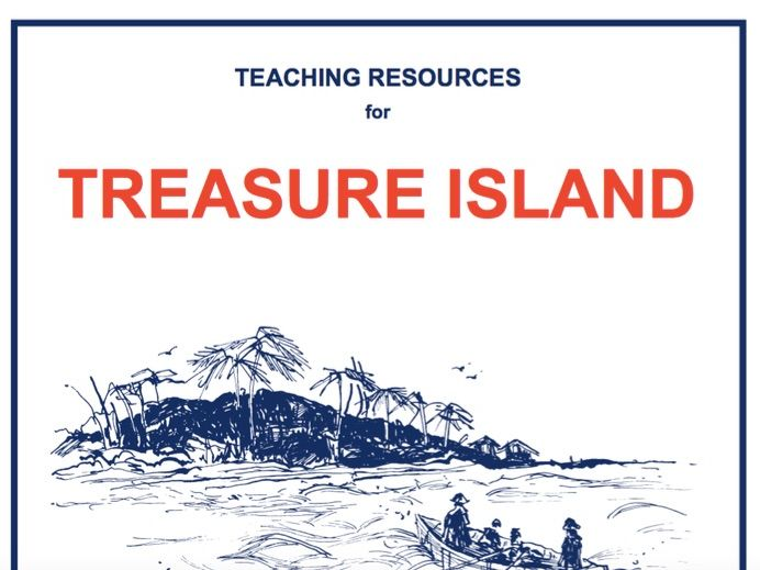 Treasure Island Scheme of Work