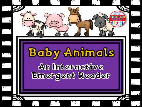 Baby Animals - An Emergent Reader