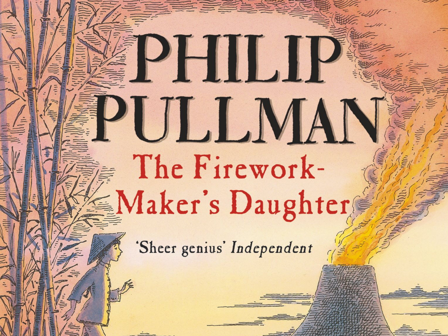 The Firework Makers Daughter