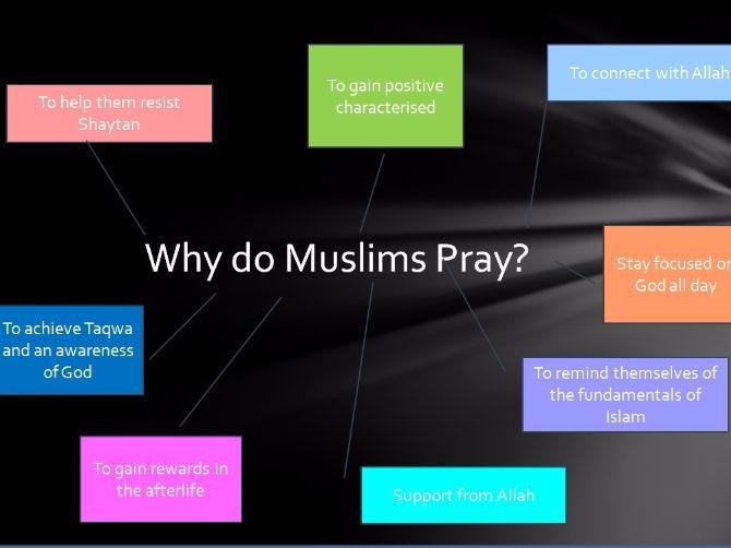 Importance of Salah (Prayer) Lesson