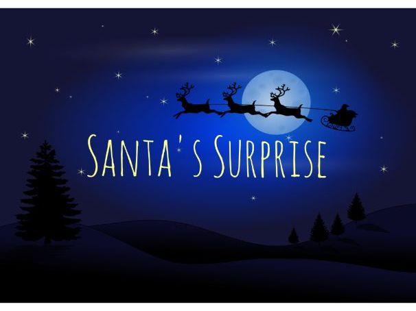 Santa's Surprise Covid friendly play