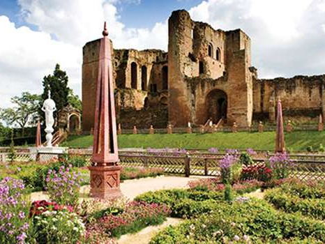 NEW OCR History A KENILWORTH CASTLE:  2019 exam