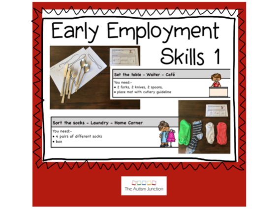 Early Employment Skills 1 (UK)