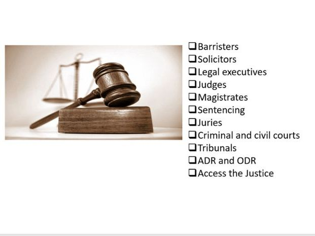 OCR Law Legal System Revision Booklet