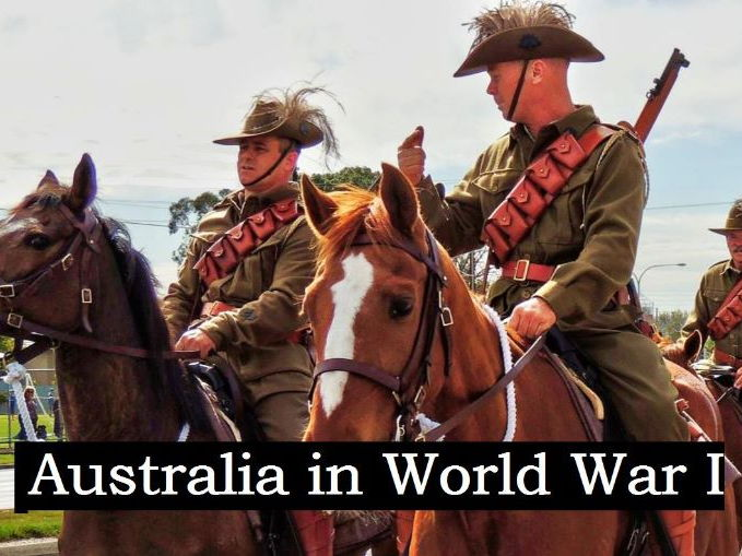 Australia in World War I