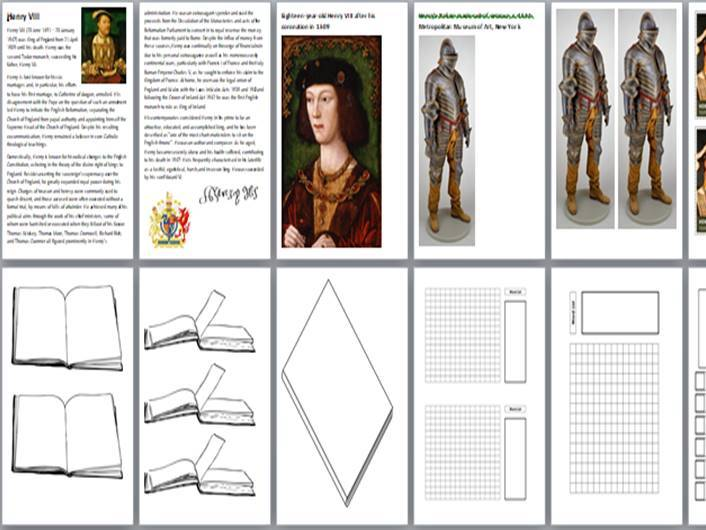 Henry VIII Bundle