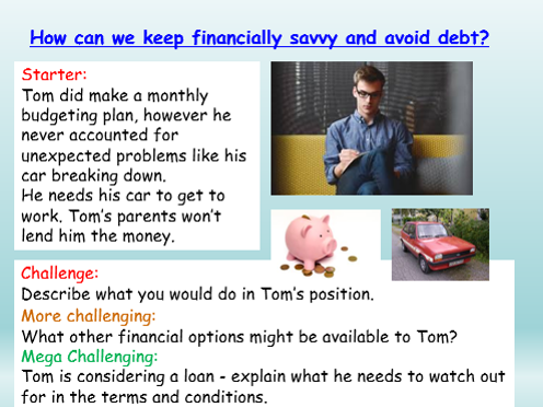 Personal Finance / Money