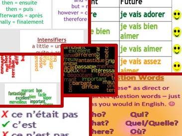 French Classroom Display Bundle