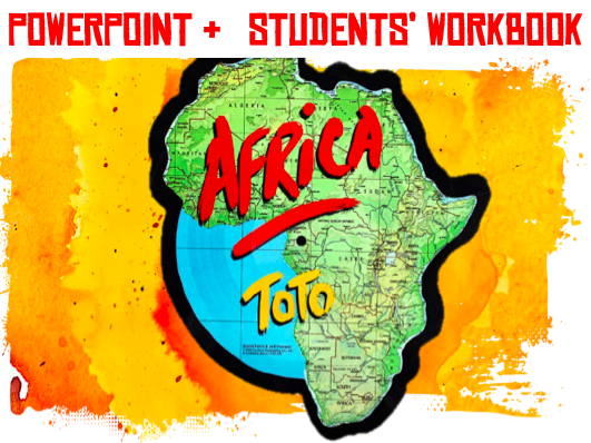AFRICA - TOTO - Eduqas set work from 2020