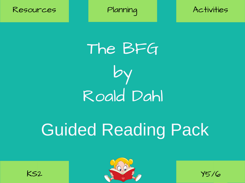 The BFG-Guided Reading Resources