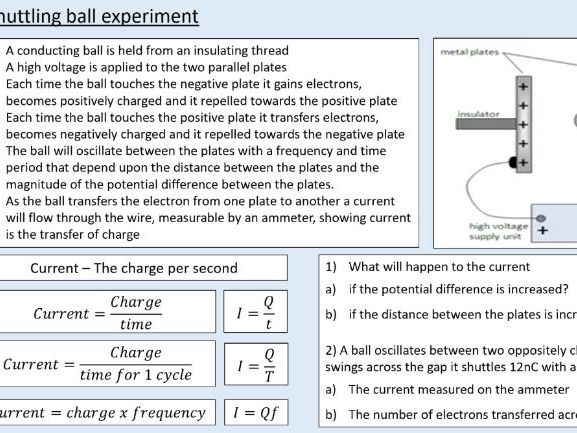 A level Physics (22.1) Field patterns (Electric fields)