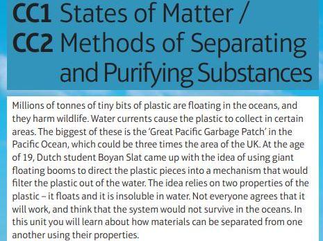GCSE Edexcel CC1-CC2: Lesson 4 - mixtures part 2
