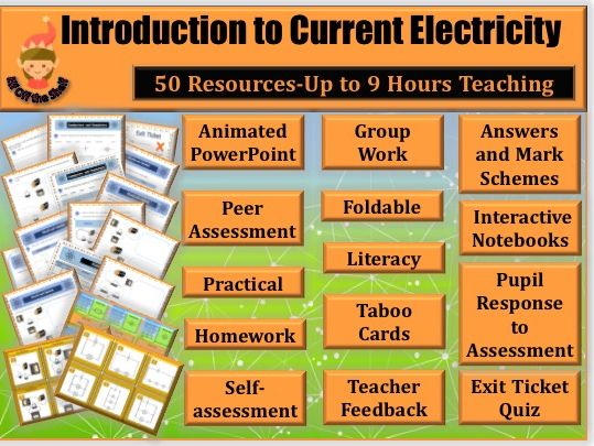 Introduction to Current Electricity KS3