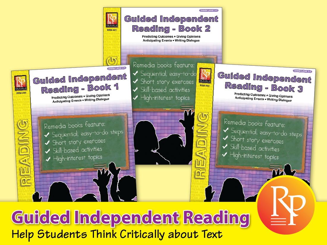 Guided Independent Reading {Bundle}