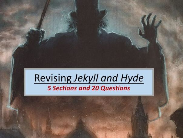 Jekyll and Hyde Revision Lesson. Recapping the novel in 5 extracts.