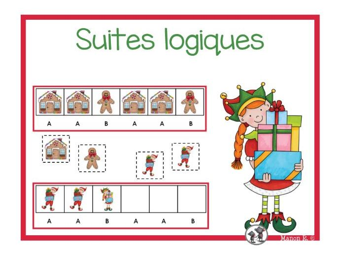 Suites logiques (Noël)