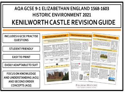 Kenilworth Castle Revision Guide