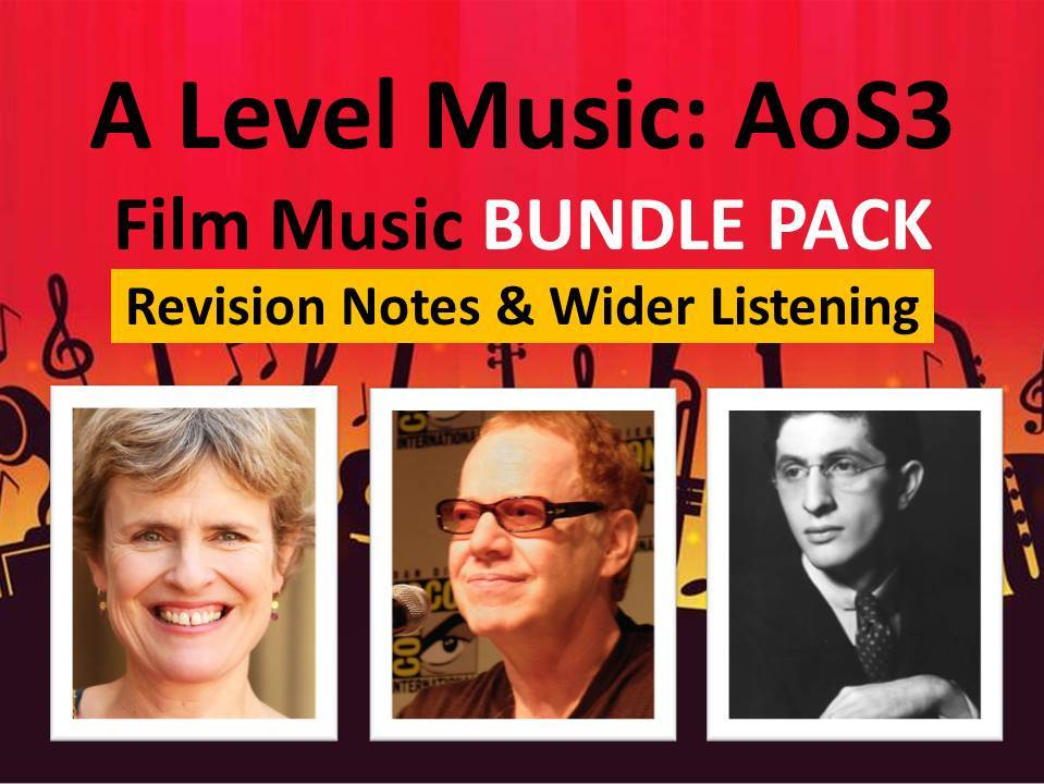 A Level Music: AoS3 Film Music Revision