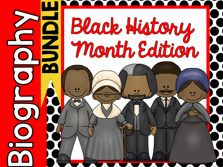 Black History Month Mini Unit