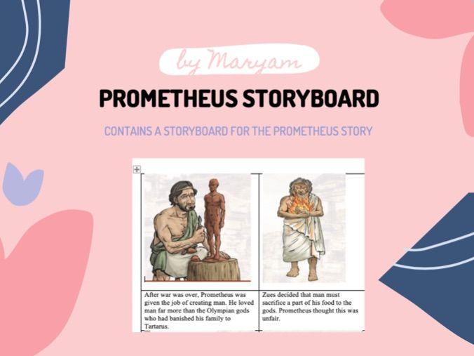 Prometheus Storyboard