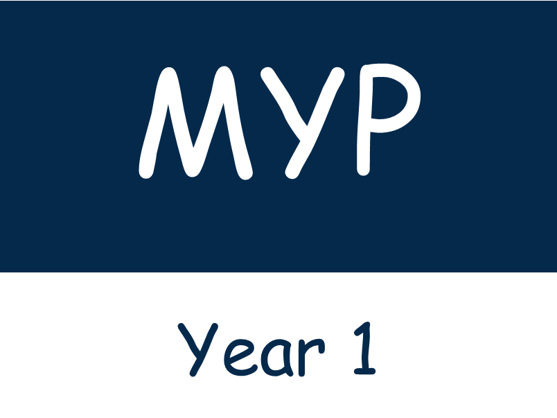 MYP Music Year 1 | Criterion Booklets