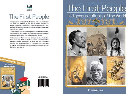 The First People Activity Book (BLM) - For Ages: 11+ Years