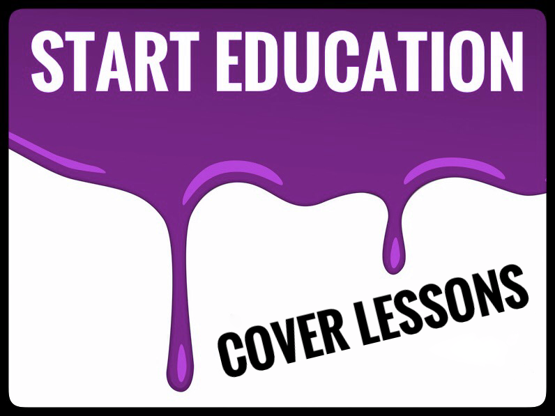 Cover Lesson activities for emergencies!