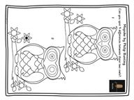 Mopoke by Philip Bunting Worksheet CBCA Find Your Treasure Book Week