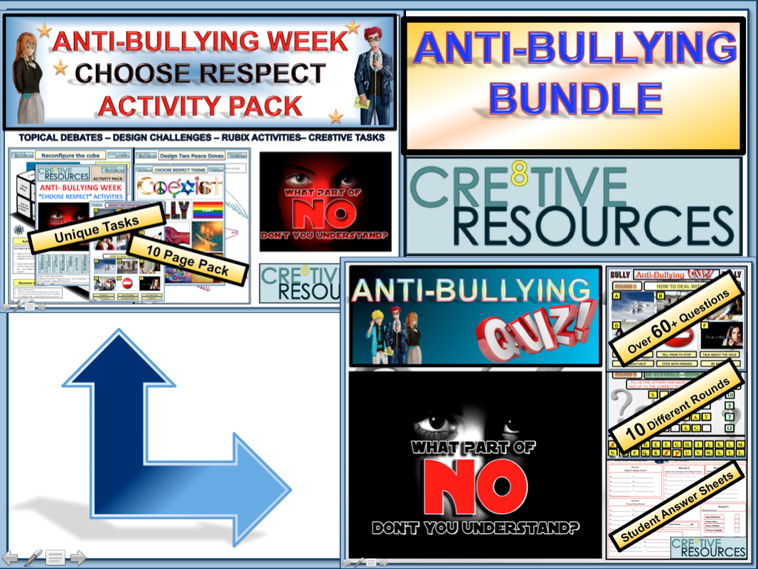 Anti Bullying Week 2018 Bundle