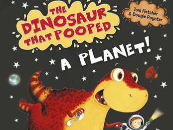 'Dinosaur that Pooped a Planet' Talk 4 Write Website