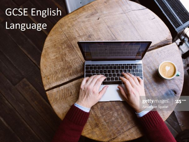 GCSE English Language Imaginative Writing SOW