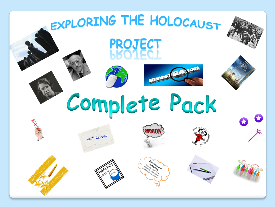 Exploring the Holocaust Project - Complete Pack