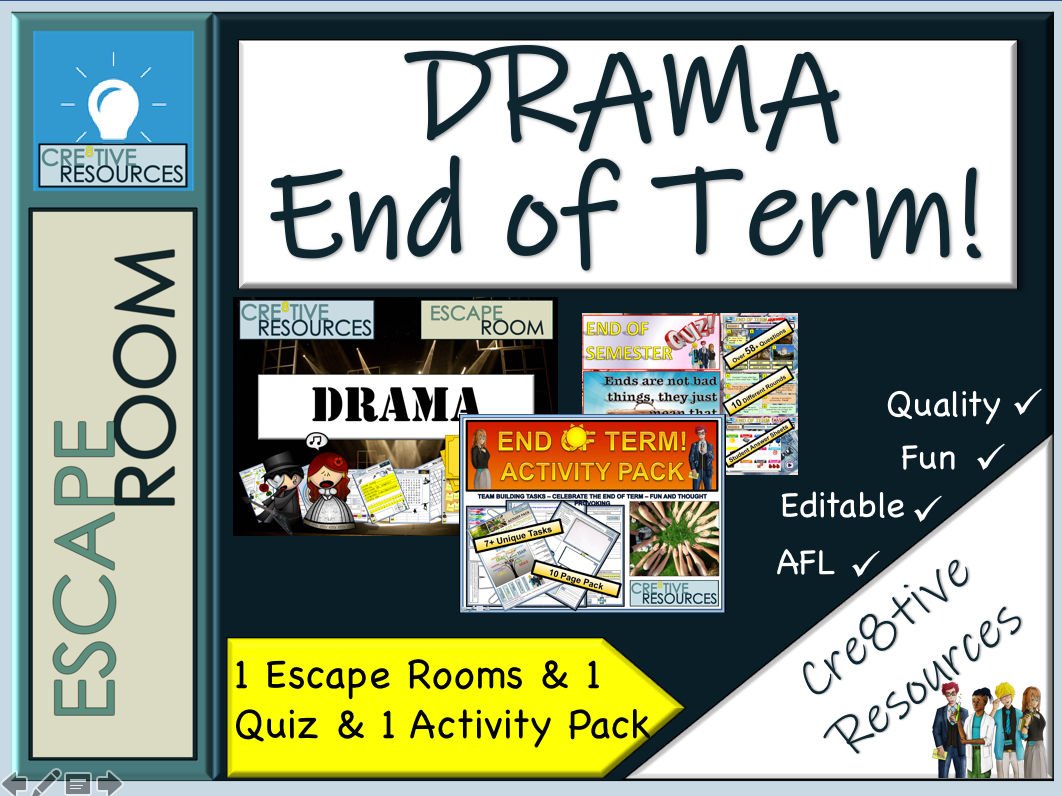 Drama End Of Term