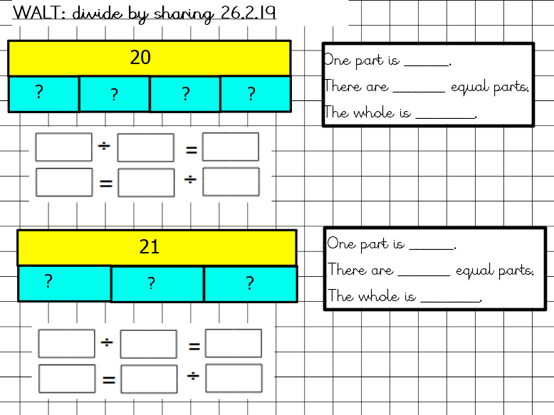 Division by sharing year 2