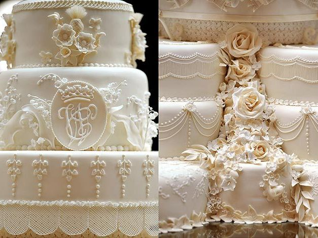 Royal Wedding, Design a Cake (Art/Design Lesson)