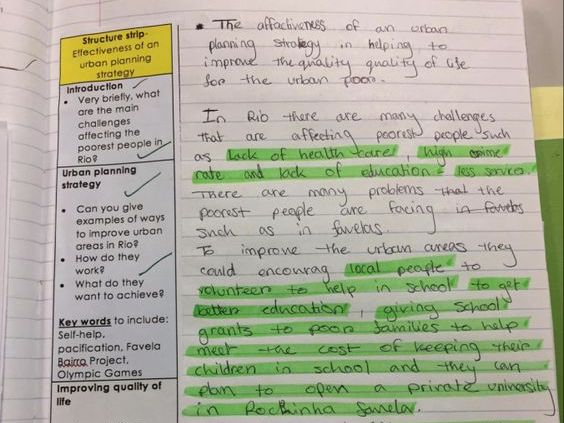 STRUCTURE STRIP FOR 9 MARK EXAM QUESTION - COASTAL MANAGEMENT