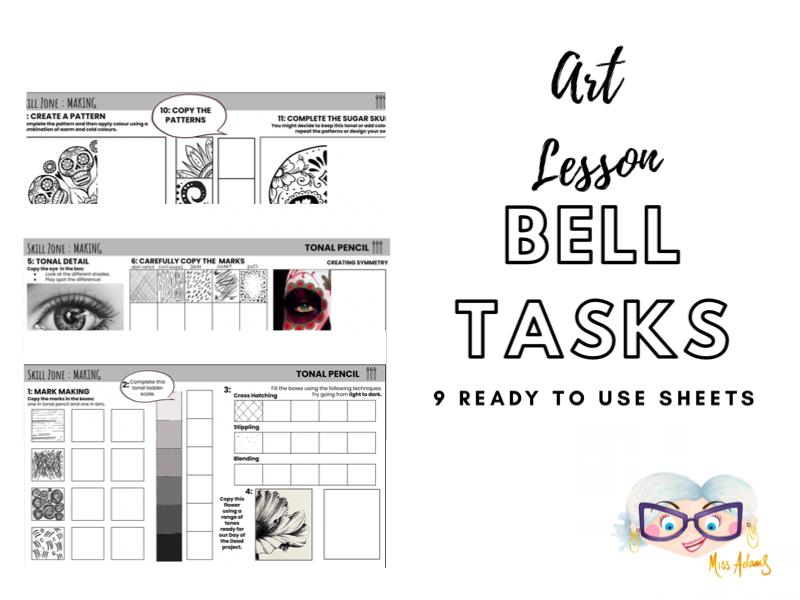 Art Bell Tasks