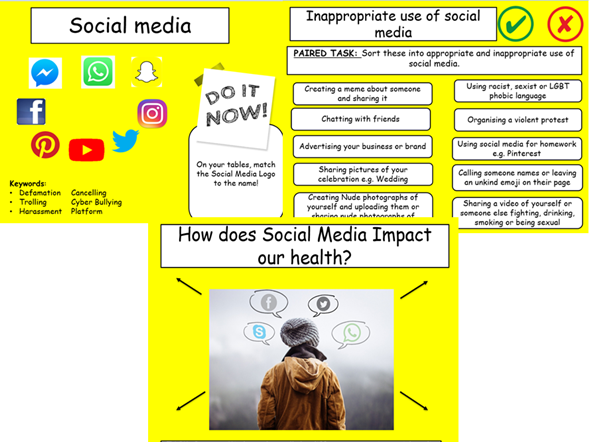 Social Media-Lesson and Workpack