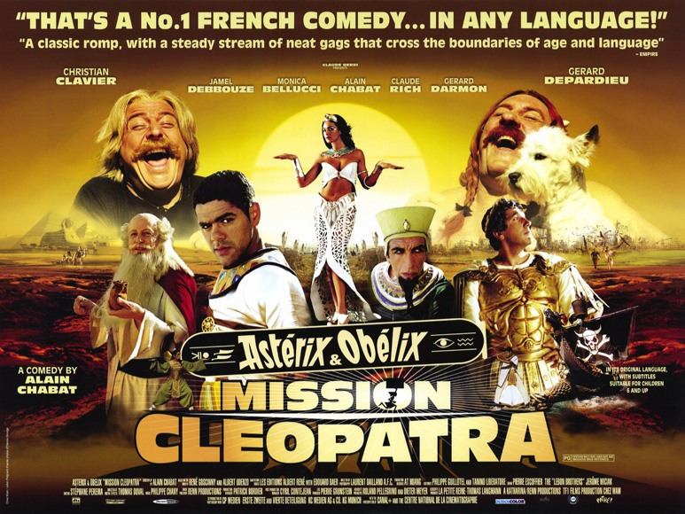 Asterix Film Worksheet