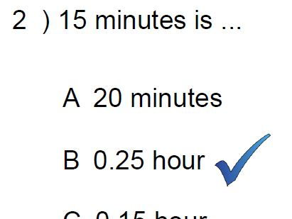 Decimal Time Hours Minutes Units Conversion Mastery  Resource Bundle Answers OCR J560