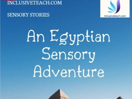 Egypt: A Sensory Story