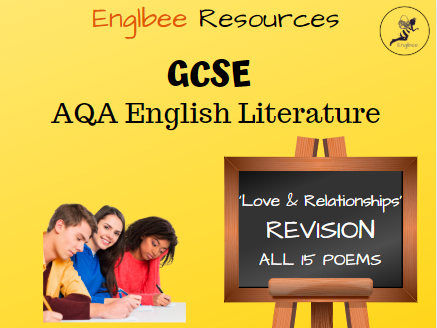 Love and Relationships Revision
