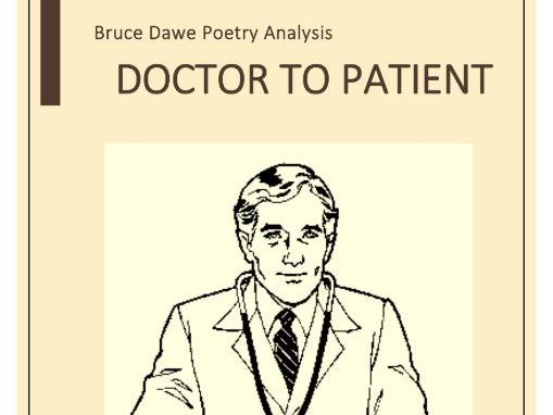 bruce dawes poetry The universal appeal of bruce dawe's poems lie in the poet's passion in speaking for those who have no means of speaking in the wholly innocent dawe challenges his readers through a wilful determination to terminate the pregnancy of a healthy foetus.