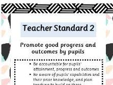 Teacher Standard dividers