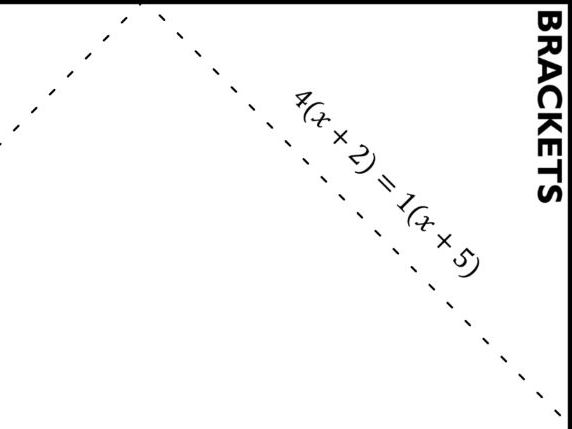 Algebra GCSE / Types of Equations / How to Solve Worksheet