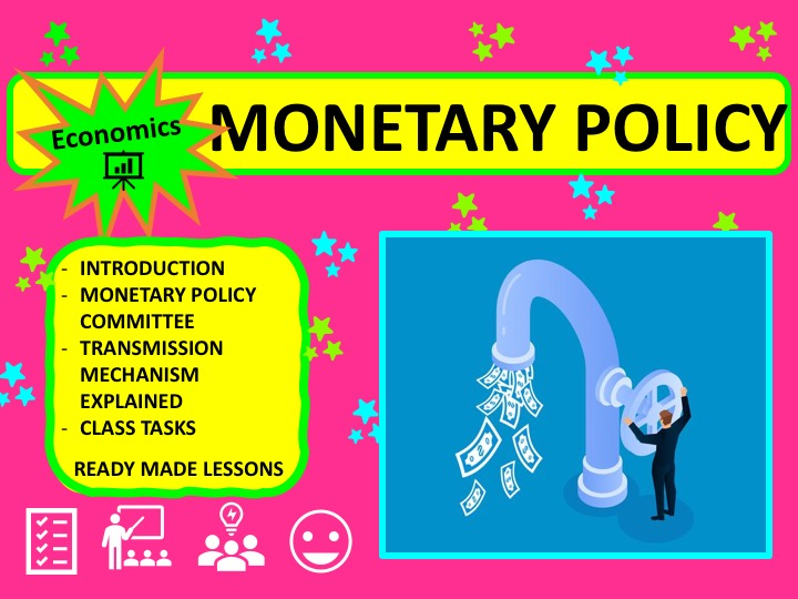 A Level Economics Monetary Policy