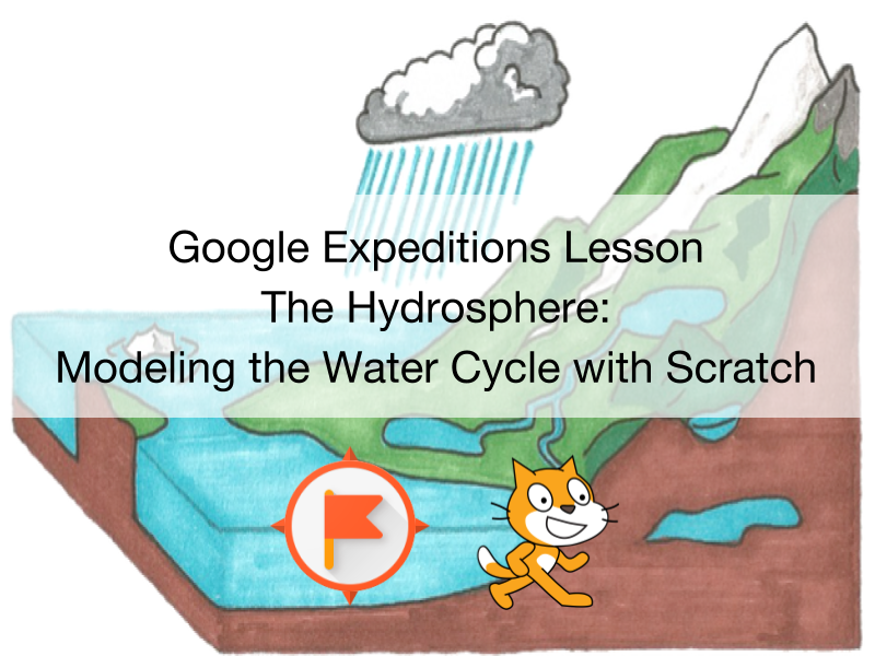 #GoogleExpeditions The Hydrosphere: Modeling the Water Cycle with Scratch