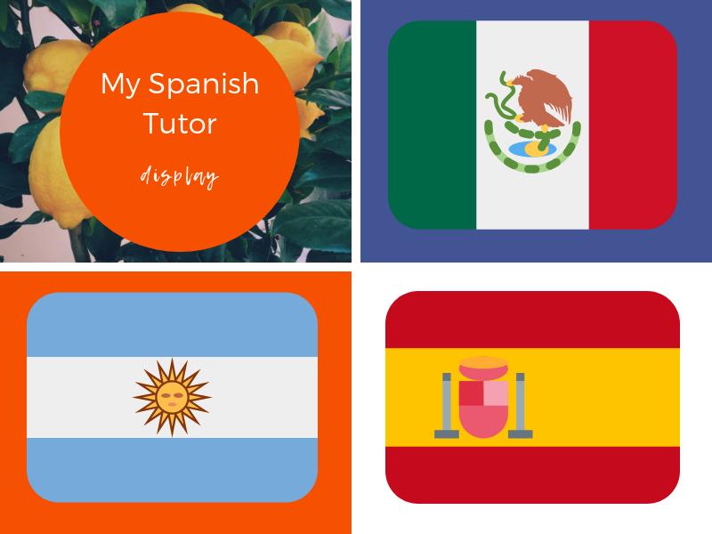 Spanish Speaking Flags