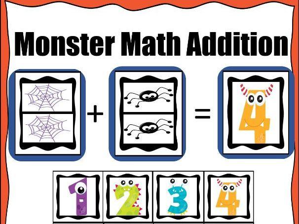 Monster Math Mega Bundle
